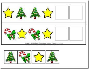 Preschool Christmas Activities - Confessions of a Homeschooler