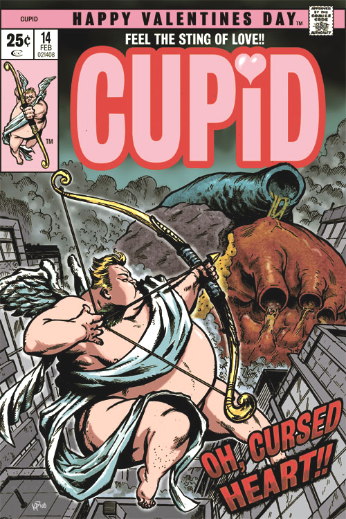 CUPID! by Kerry Talbott