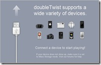 double Twist can connect with a wider range of devices
