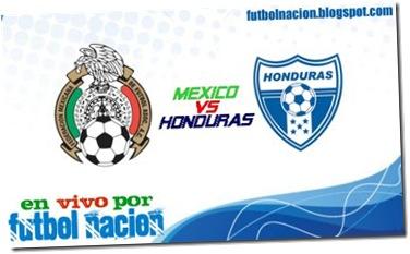 MEXICO VS HONDURAS ONLINE