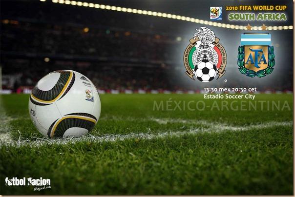 mexico-vs-argentina-en-vivo-sudafrica-2010