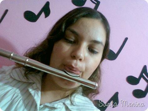 letícia flauta