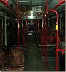 bus dentro
