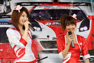 Super GT International 2009 Sepang Day 1: Stage-Race Queens appearance