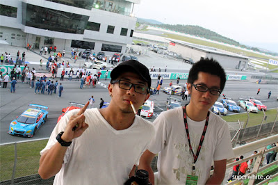 Super GT International 2009 Sepang