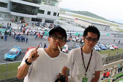 Super GT International 2009 Sepang