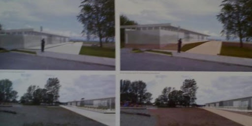 Metro Depictions of proposed cafe and washrooms on Tsawwassen's Centennial Beach
