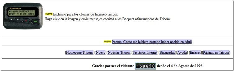 tricom-1996-beeper