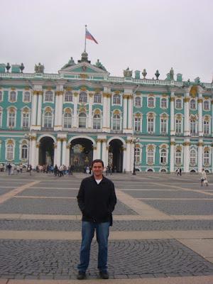 Ermitage - São Petersburgo - Rússia