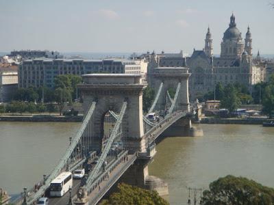 Budapesste - Hungria