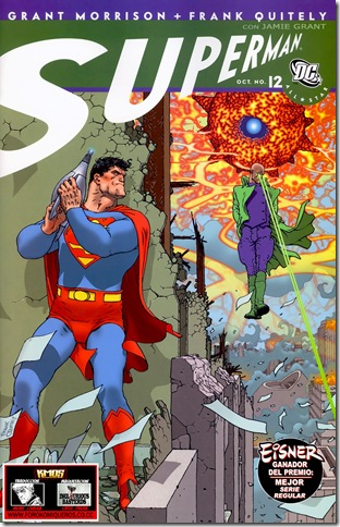 All Star Superman 12
