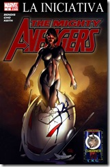 P00026 -  La Iniciativa - 025 - Mighty Avengers #2