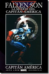 P00035 -  La Iniciativa - 034 - Fallen Son - Death of Captain America - Captain America