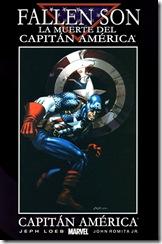 P00035 -  La Iniciativa - 034 - Fallen Son - Death of Captain America - Captain America