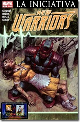 P00091 -  La Iniciativa - 089 - New Warriors #5