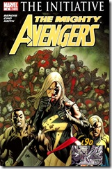 P00079 -  La Iniciativa - 077 - Mighty Avengers #6