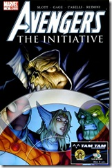 P00103 -  La Iniciativa - 101 - Avengers - The Initiative #9