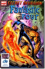 P00044 -  043 - Secret Invasion - Fantastic Four #1