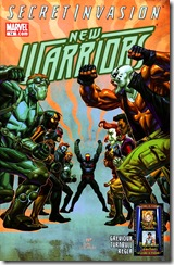 P00064 -  063 - New Warriors #14