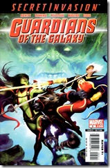 P00095 -  094 - Guardians of the Galaxy #5