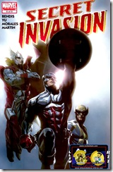 P00123 -  122 - Secret Invasion #8