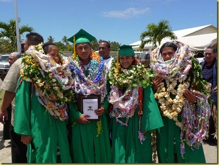 Liahona High graduates 2009