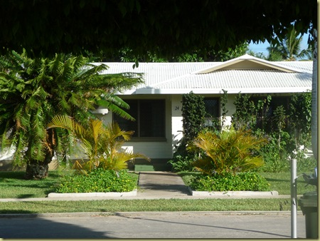Our home in Tonga