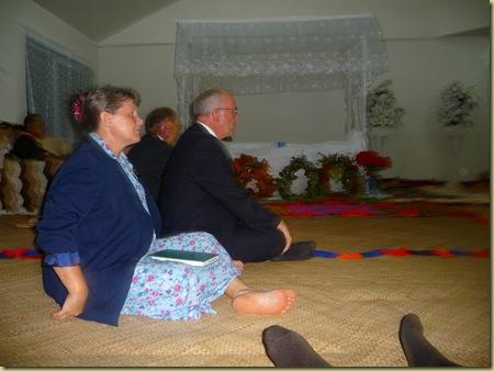The Weslayan Wake--Pres. & Sister McMurray (Makelmeli) Pres. Shumway