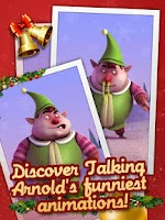 Screenshot of Talking Arnold the Elf Free