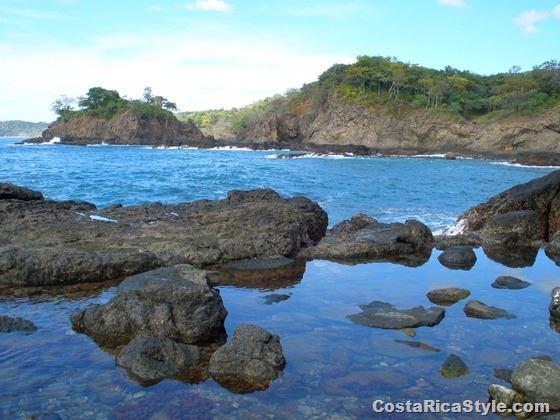 Costa Rica blue Water