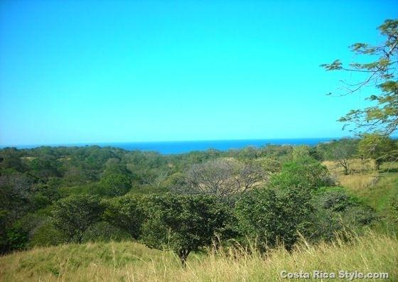 Costa Rica Ocean View Property