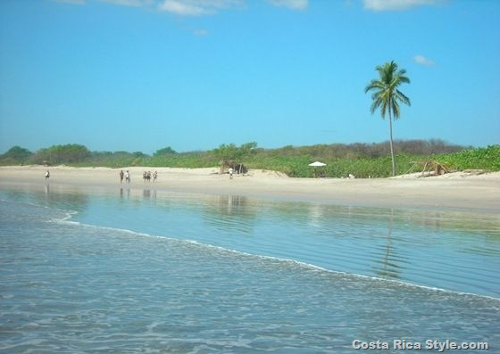Costa Rica Hot Beach