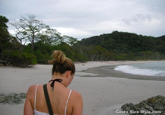 Costa Rica Mel Gibson Beach