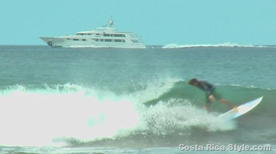 Marbella Surfing and boat