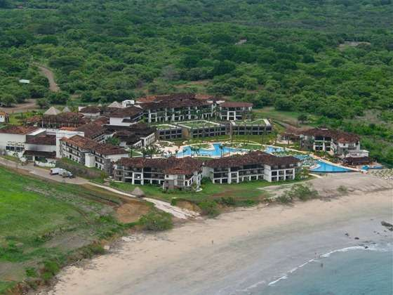 jw marriott resort spa guanacaste costa rica aerial view 0