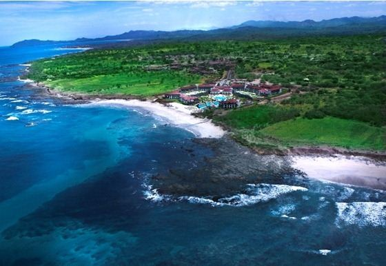 jw marriott resort spa guanacaste costa rica aerial view 2