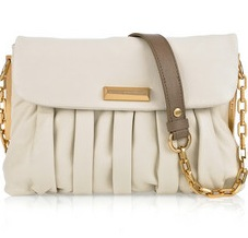 Marc by Marc Jacobs white shoulder bag