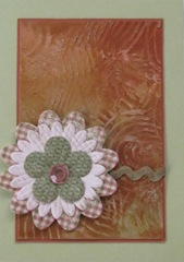 2009 10 LRoberts Better Backgrounds Shimmering Flower Card