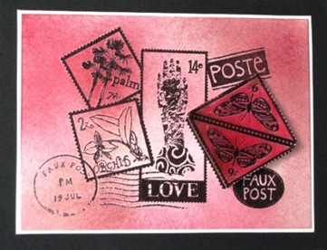 2010 02 LRoberts 30 Minute Love Poste Card