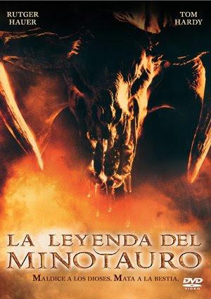 Poster de La Leyenda del Minotauro