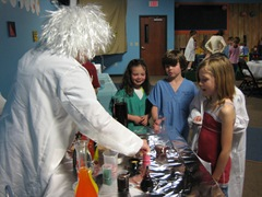 Mad Scientist Party 028