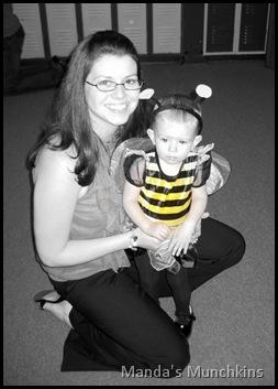 10.28.2009 Halloween Party 001 - b&w2
