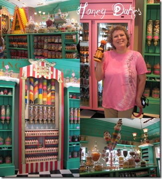 Honey Dukes Collage