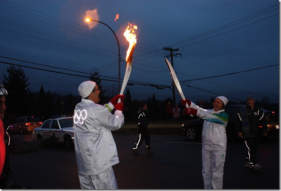 Olympic Flame Feb 7 2010 082