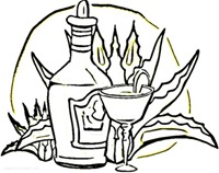 jugarycolorearNational-mexican-drink-coloring-page