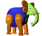 Animal-craft-elephant