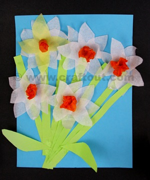 paper_daffodils_spring_mothers_day_craft