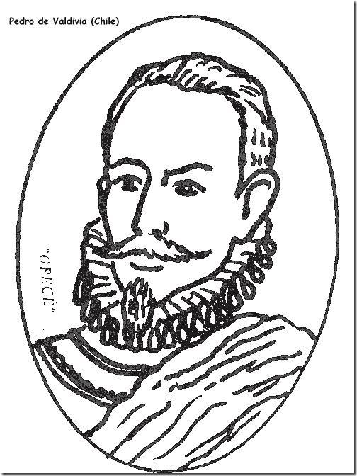 Pedro de Valdivia chile 1