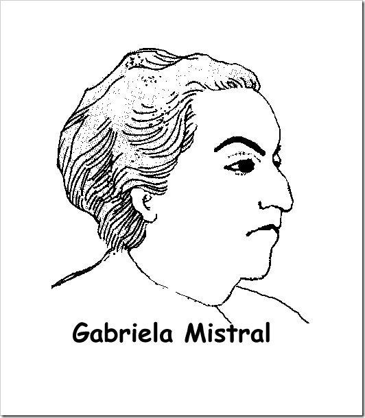 Gabriela Mistral 2 13 1