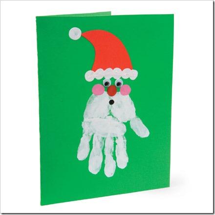 manualidades navidad huella manos (16)